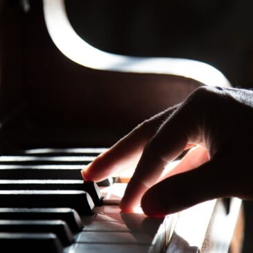 Online Piano Lessons for Beginners