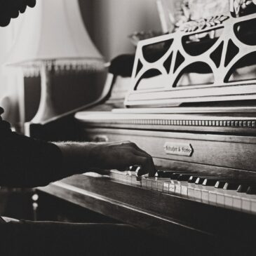 Online Piano Lessons with Zoom